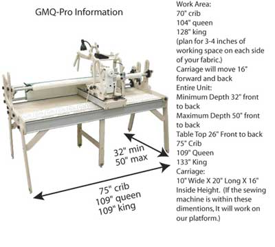 grace machine quilter