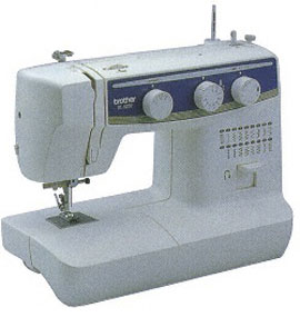 Brother Household Sewing Machines Featuring Model Xl 5232