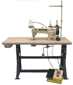 portable upholstery sewing machine