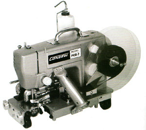 Consew Carpet Overedging Machines Featuring Model Pcb 2